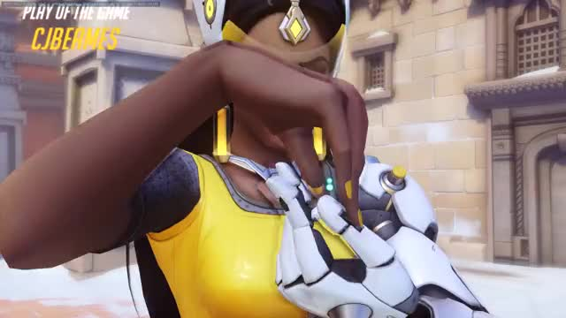 Watch Symmetra takes a team... almost GIF on Gfycat. Discover more geforcegtx, overwatch GIFs on Gfycat