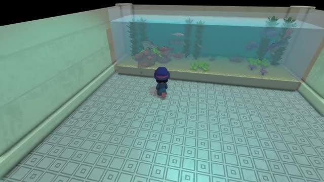 Watch and share PlayDinkum.com FishTank GIFs by chamesb on Gfycat