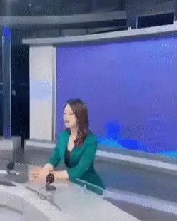 Watch and share News Anchor GIFs by esberat on Gfycat