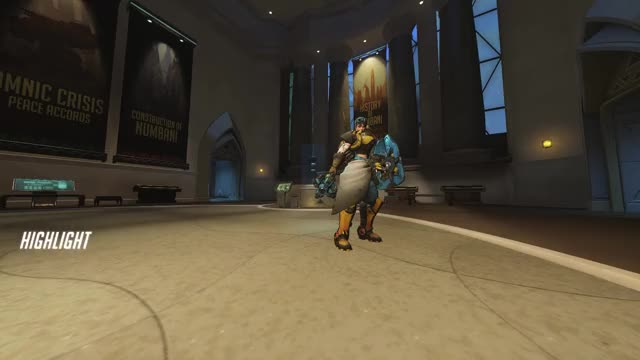 Watch and share Highlight GIFs and Overwatch GIFs by psistorm on Gfycat