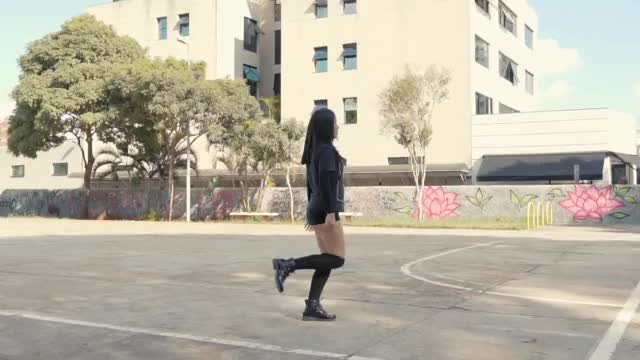 Watch and share Kpop Dance Cover GIFs and Kard Oh Nana GIFs by Mac on Gfycat