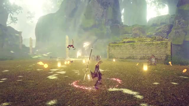 Watch and share Nier Automata GIFs and Ps4 GIFs by Falconbox on Gfycat