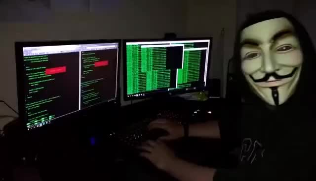 The Hacker Known As 4Chan GIFs