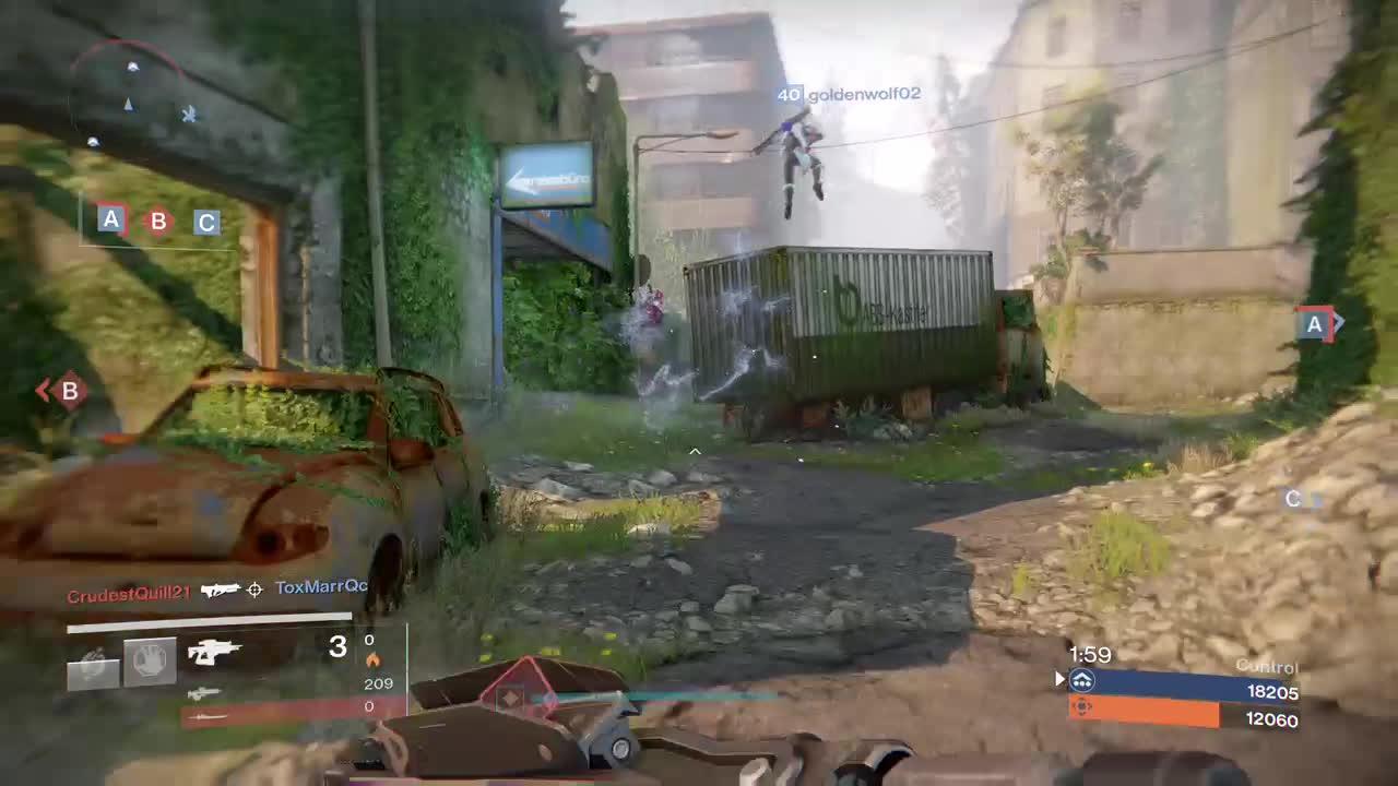 destinythegame, Saddlemander's Xbox clips on XboxDVR.com GIFs