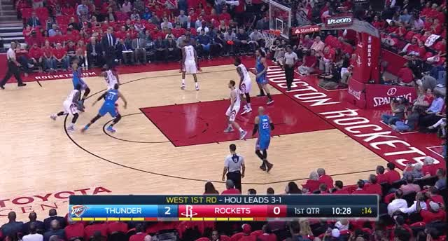 Watch and share Roberson Assist GIFs by propsizzle on Gfycat
