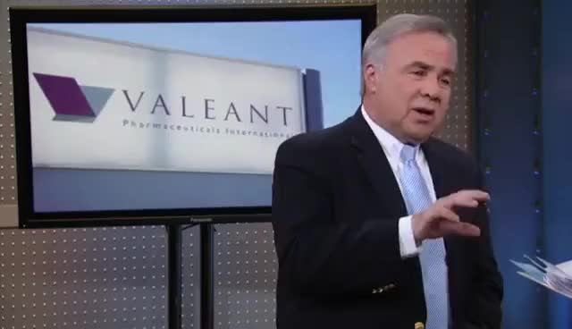 Watch and share Valeant CEO Joseph Papa: Turning Things Around | Mad Money | CNBC GIFs on Gfycat