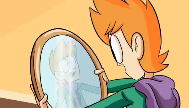 Watch Eddsworld - Mirror Mirror GIF on Gfycat. Discover more related GIFs on Gfycat