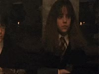Watch hermione GIF on Gfycat. Discover more related GIFs on Gfycat