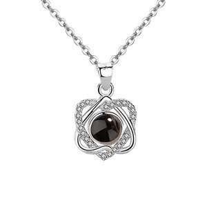 Watch and share Best Projection Necklace GIFs by Livfeel Store on Gfycat