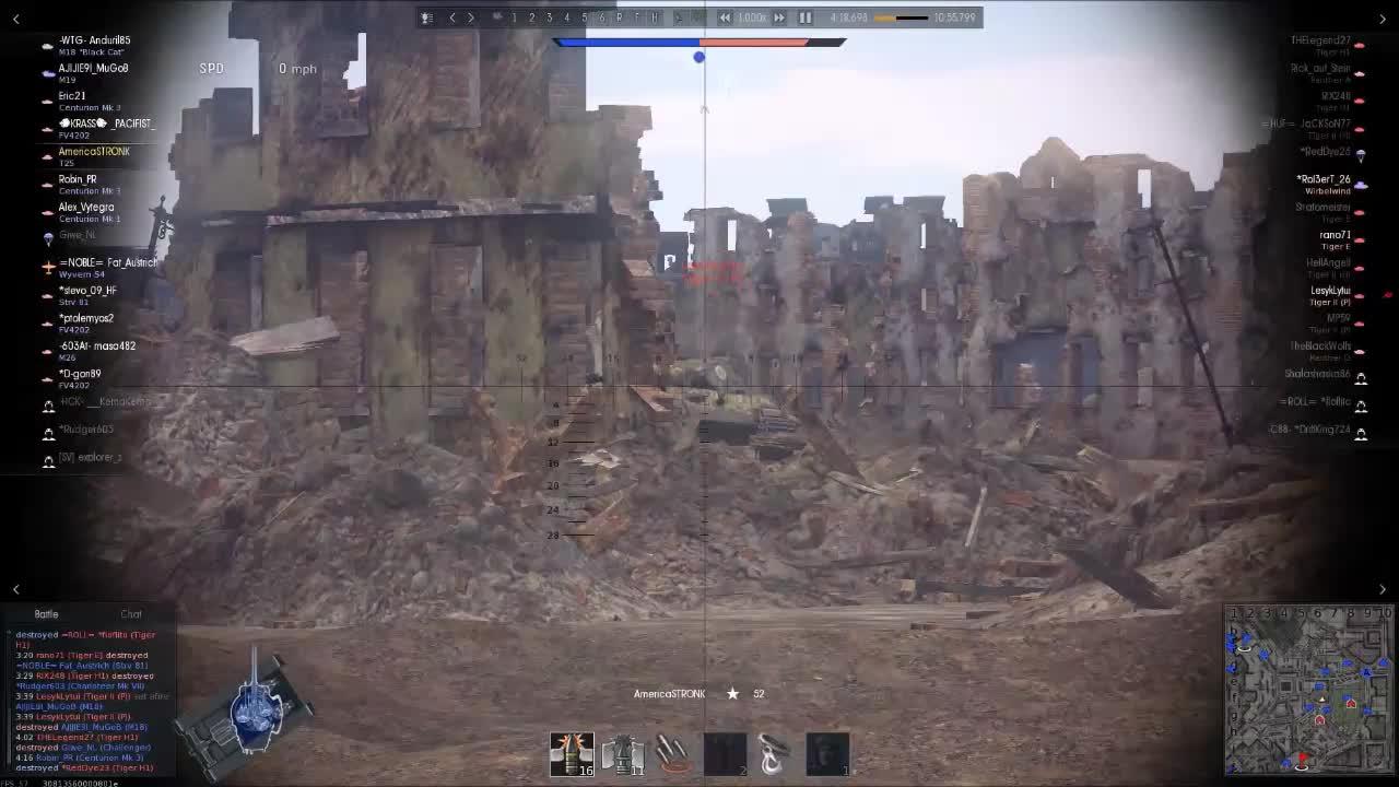 RNG, Tanks, War Thunder, Bad Skill + Bad RNG =
