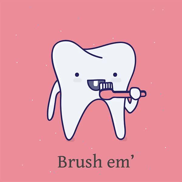 Watch and share Brush_teeth GIFs on Gfycat