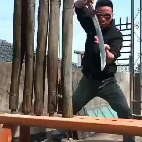 Watch and share Sword GIFs by PracticalProperty on Gfycat