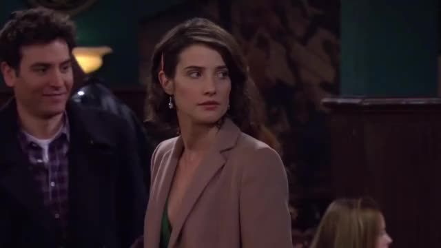 Watch and share Cobie Smulders GIFs and Josh Radnor GIFs on Gfycat