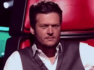 Watch and share Blake Shelton GIFs on Gfycat