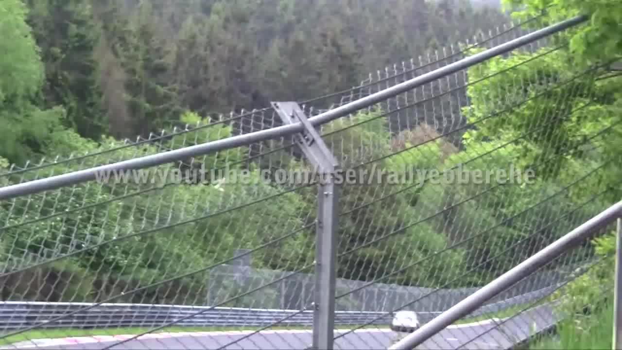 compilation, redbull, tourist, Big Honda Civic Crash Accident Unfall Nordschleife Nürburgring Touristenfahrten GIFs