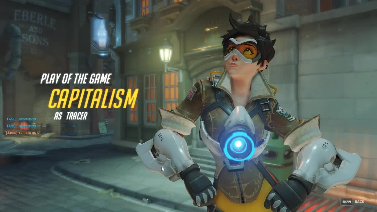 bomb, overwatch, justice rains from your teamate GIFs