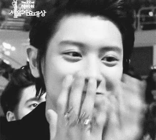 Watch Chanyeol, you little shit. (GIF) GIF on Gfycat. Discover more related GIFs on Gfycat