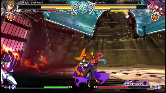 Watch BBCF 11/22/2016 JP PSN Replays GIF by @pianonox on Gfycat. Discover more blazblue central fiction GIFs on Gfycat