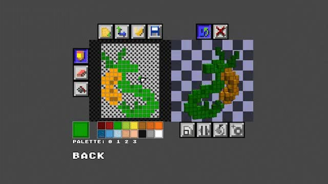 Watch and share Forgettable Dungeon GIFs and Voxel GIFs by rotondo on Gfycat