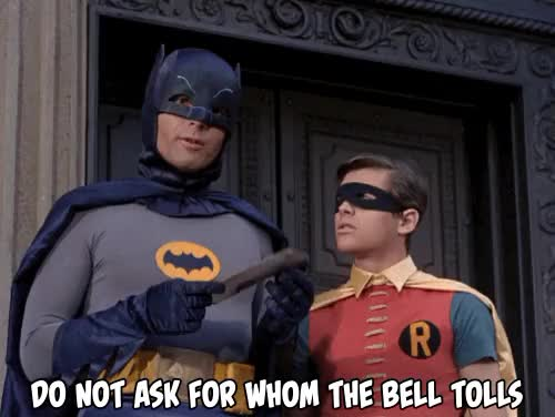Watch and share Vintage Television GIFs and 1966 Batman GIFs on Gfycat