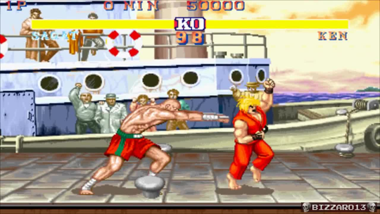 Street Fighter 2 Gifs Search | Search & Share on Homdor
