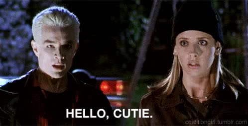 Watch and share Buffy The Vampire Slayer GIFs on Gfycat