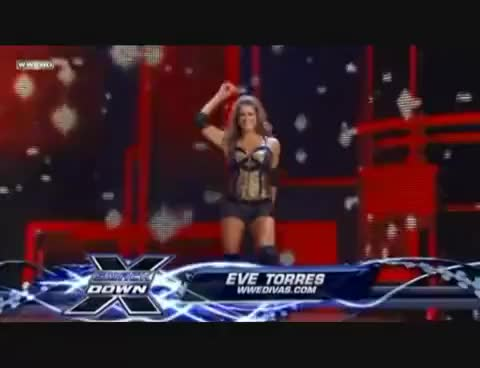 Watch and share Eve Torres GIFs and Entrance GIFs on Gfycat