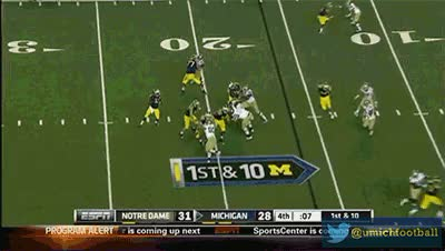 Watch and share Michigan Wolverines GIFs on Gfycat