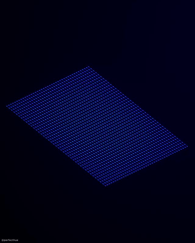 Watch and share Neon Cloth - 8 Cubes GIFs by Jason Benjamin on Gfycat