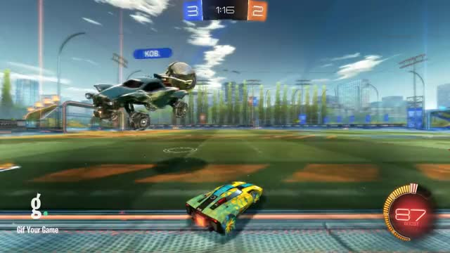 Watch Goal 6: SAR   Calcify GIF by Gif Your Game (@gifyourgame) on Gfycat. Discover more Gif Your Game, GifYourGame, Goal, Rocket League, RocketLeague, SAR   Calcify GIFs on Gfycat