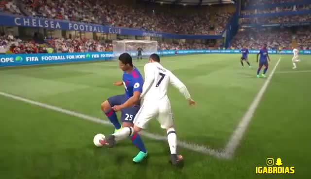 Watch and share FUNNIEST FIFA 17 BUGS EVER GIFs on Gfycat