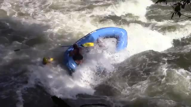 Watch INSANE WHITEWATER RAFTING CARNAGE OCOEE RIVER [1280 x 720] (reddit) GIF on Gfycat. Discover more adrenalineporn, gif GIFs on Gfycat