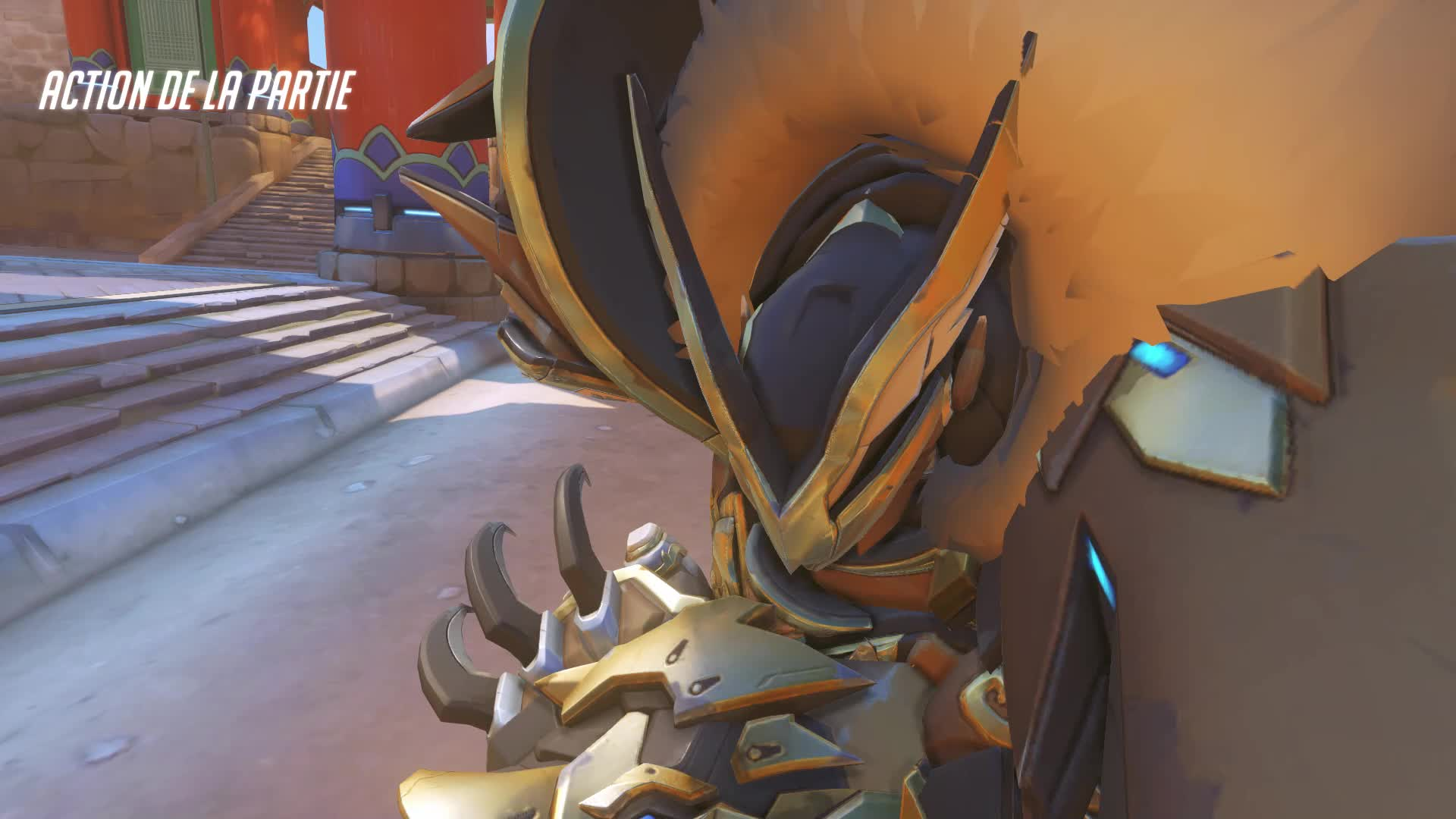 overwatch, reinhardt, fresh meat GIFs