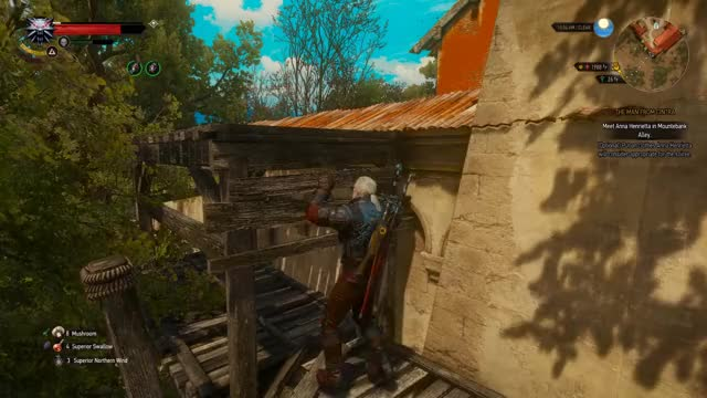 Watch and share Geralt Flips GIFs by epicallyelite on Gfycat