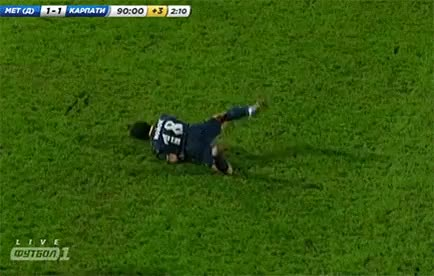 Watch Karpaty Lviv's Oleksandr Noyok is new nominee for Fallon d'Floor (reddit) GIF on Gfycat. Discover more peoplefuckingdying, soccer GIFs on Gfycat