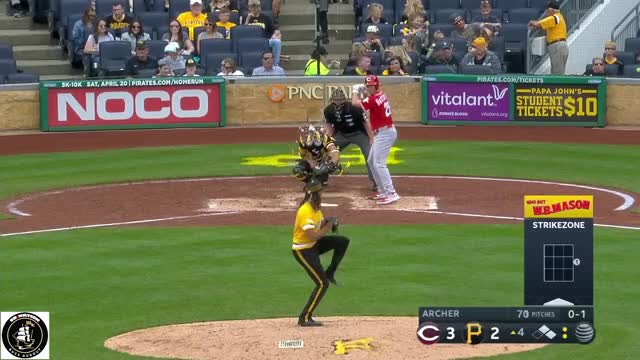 Watch and share Chris Archer GIFs and Baseball GIFs by Pitcher Giffer on Gfycat
