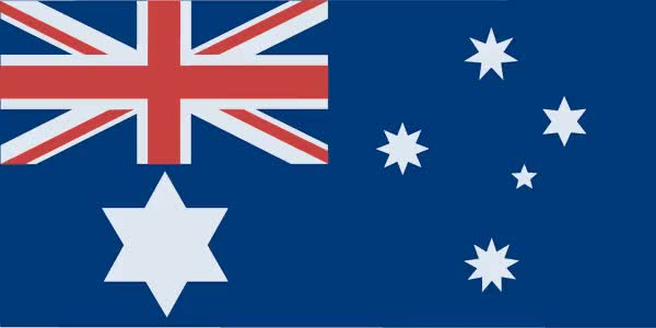 Watch Australia Flag evolve GIF on Gfycat. Discover more related GIFs on Gfycat
