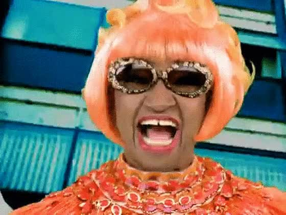 Watch and share Celia Cruz GIFs on Gfycat