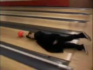 Thom Yorke bowling GIFs