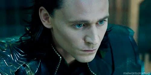 Watch His Army GIF on Gfycat. Discover more creepy smile, loki, puppy eyes, tom hiddleston GIFs on Gfycat