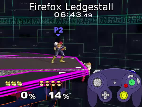 Watch Firefox Ledgestall GIF on Gfycat. Discover more smashbros, ssbm GIFs on Gfycat