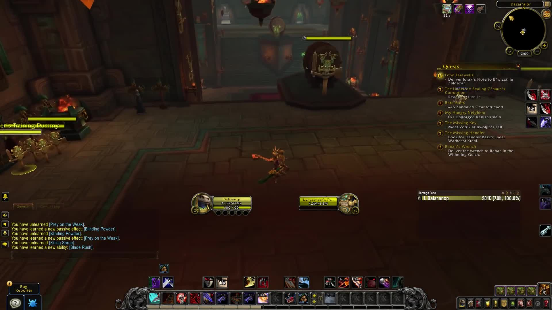 World Of Warcraft Gameplay Gifs Search | Search & Share on