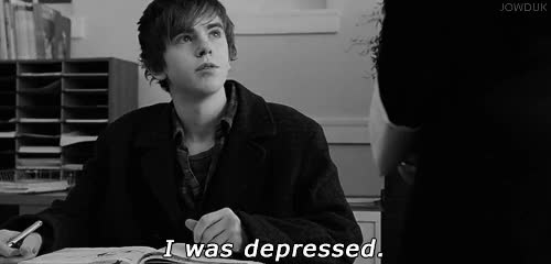 Watch and share Depressed GIFs on Gfycat