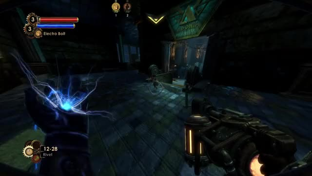 Watch and share Little Sister GIFs and Bioshock 2 GIFs by Alexander452 on Gfycat