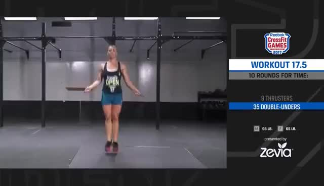 Watch and share Double Unders GIFs on Gfycat