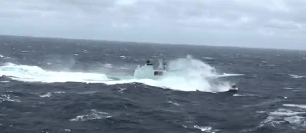Watch and share Rough Seas GIFs on Gfycat