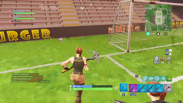 Watch this GIF by xboxdvr on Gfycat. Discover more BrownBoyWitaBag, FortniteBattleRoyale, xbox, xbox dvr, xbox one GIFs on Gfycat