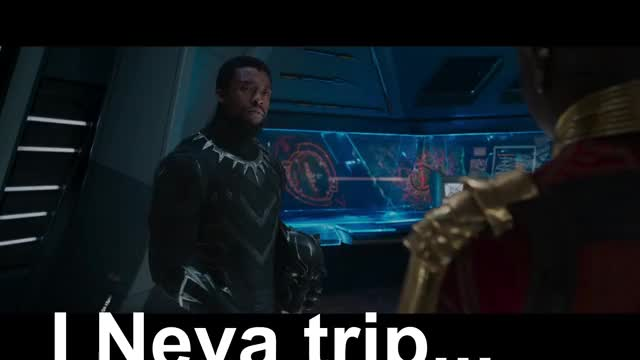 Watch BLACK PANTHER - I NEVER FREEZE GIF on Gfycat. Discover more black panther, black panther i never freeze, black panther trailer GIFs on Gfycat