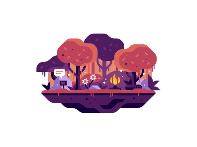 Watch and share Campfire GIFs on Gfycat
