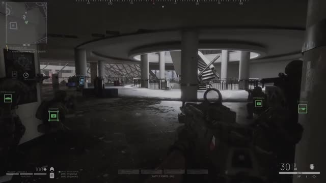 Watch this trending GIF on Gfycat. Discover more fps, modern, modern battlefield, pc, pc gamer, shooter, tactical, the farm 51, world war 3, ww3 GIFs on Gfycat